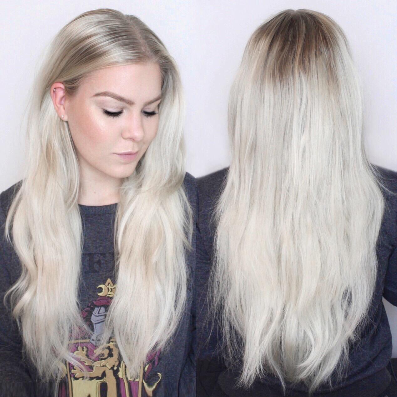 Foxylocks Hair Extensions 230g Hollywood Blonde Everyday Hair