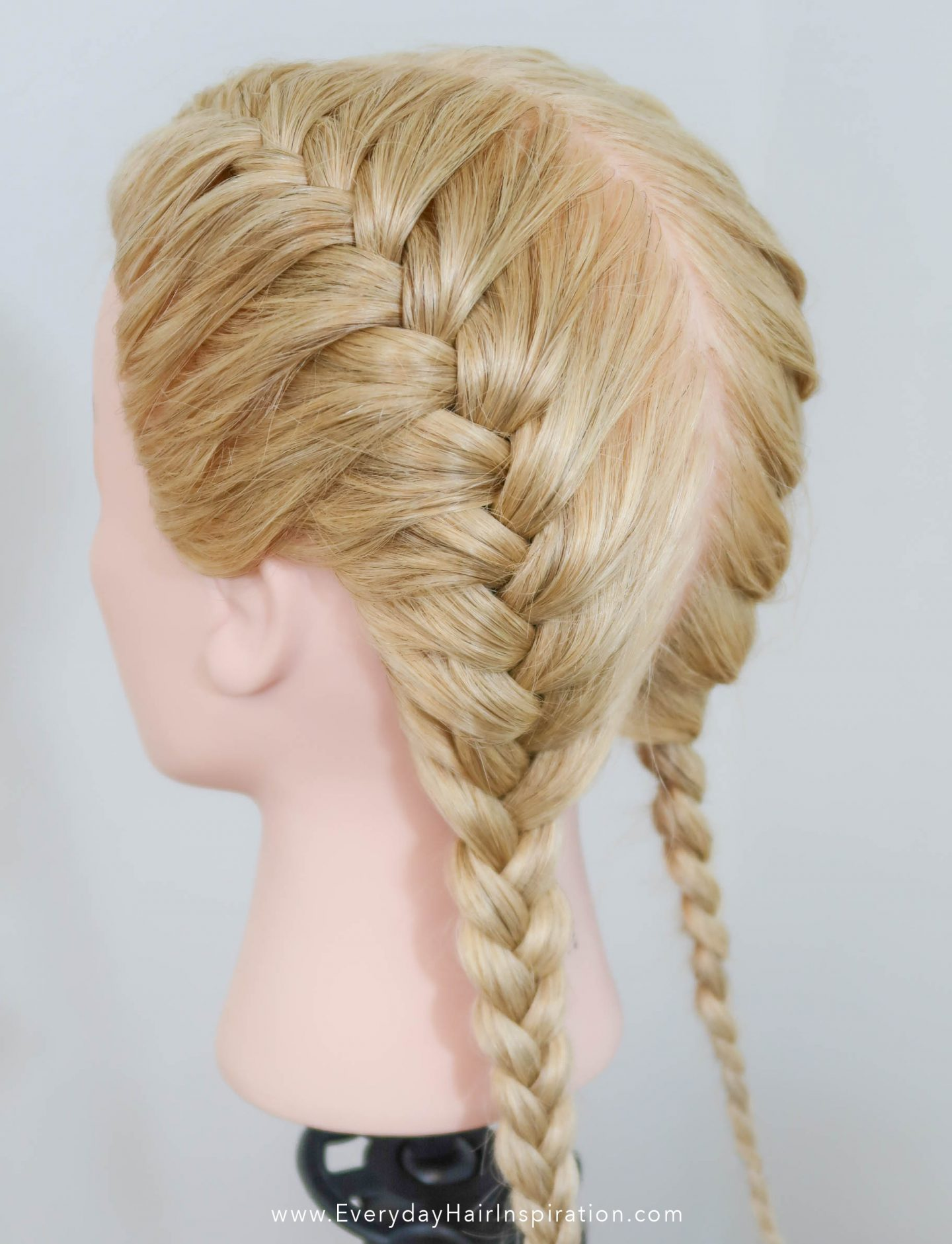 French Braid For Beginners Everyday Hair Inspiration French Braids
