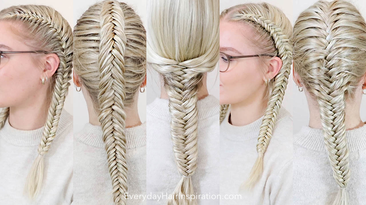 The Ultimate Guide: How To Fishtail Braid For Beginners